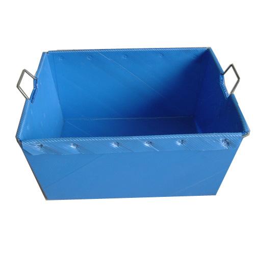 固定型中空板周转箱